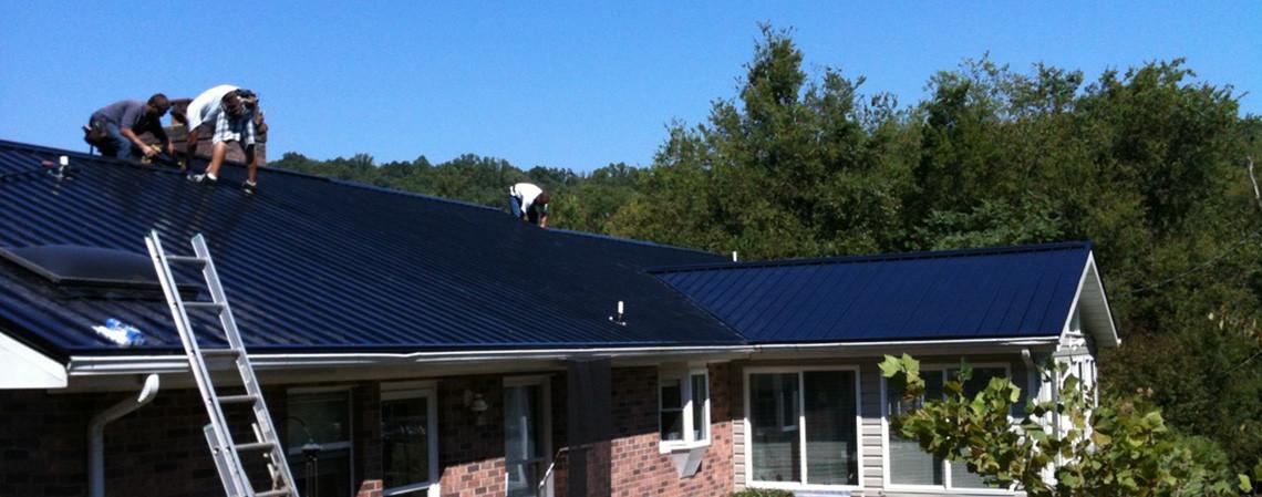 Metal Roofing 2