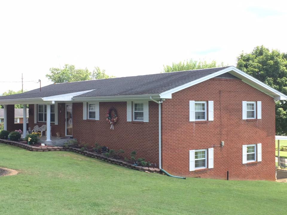 New Metal Roof Installed In Greeneville Tennessee
